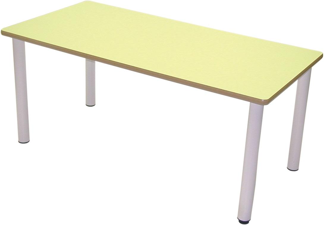 Mesa infantil rectangular para guarderias y escuelas - Patas para una mesa ...