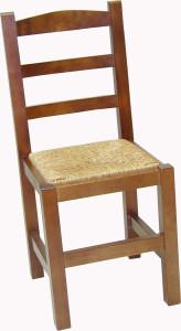 Silla de madera S5