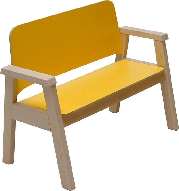 Banco chiqui apilable madera mobiliario escolar guarderia for Muebles acedo almendralejo