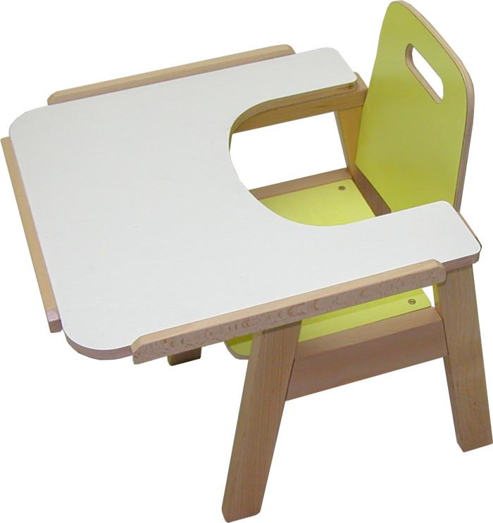 Bandeja extraible trona sillon chiqui mobiliario infantil for Muebles de guarderia