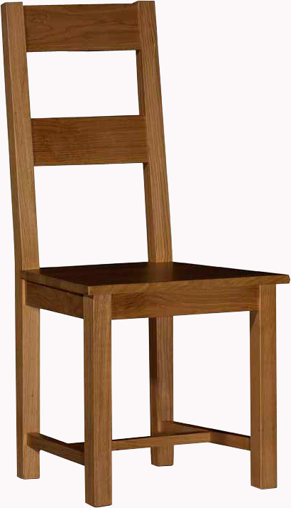 Silla madera roble txoko bodega maciza bar restaurante - Sillas de madera para bar ...