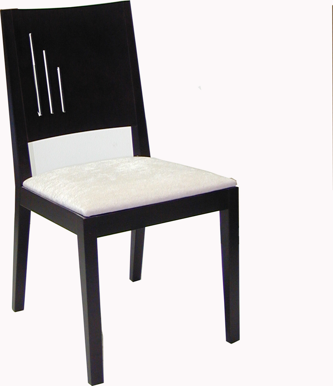 Silla madera salon comedor maciza catrina tapizada for Sillas salon comedor