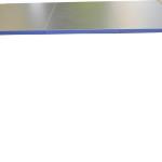 mesa-redonda-salon-extensible-chapeada-lacada-guia-telescópica-moderna