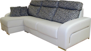 Sofa DOLCE con chaise longe